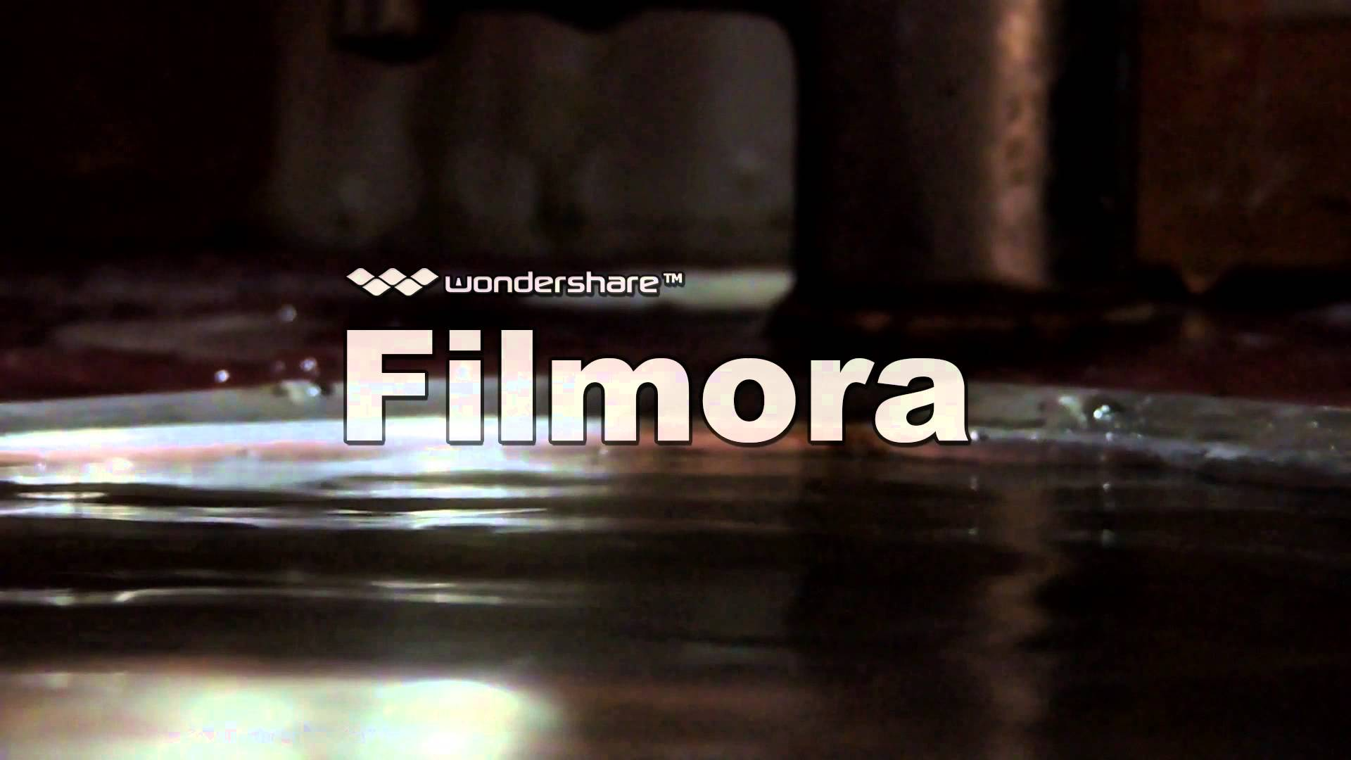 Wondershare Video Editor is veranderd in Filmora