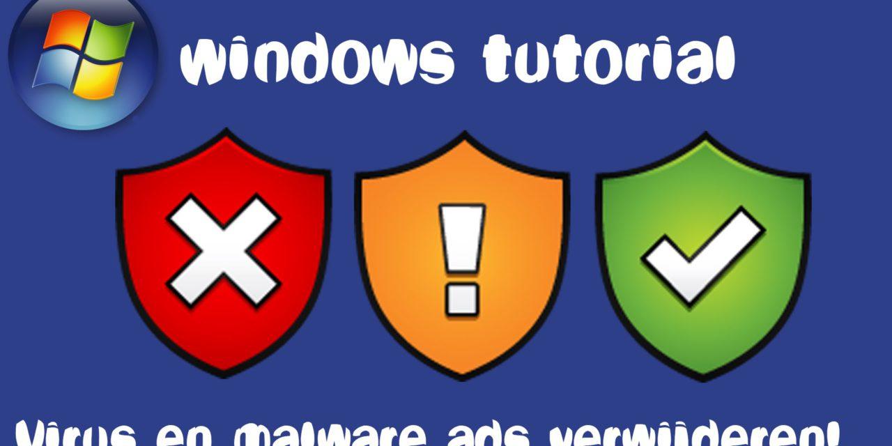 Software opschonen van Windows