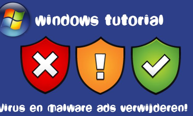 Software opschonen van Windows
