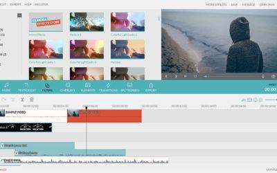 Filmora Video Editor Tutorials   Video bewerken en Effecten gebruiken