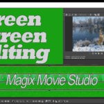 Green screen bewerking met Vegas Movie Studio