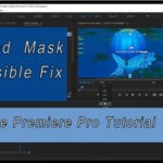 Masker niet zichtbaar | Adobe Premiere Pro CC Tutorial