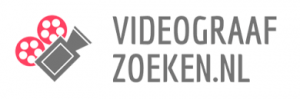 Videograaf zoeken logo