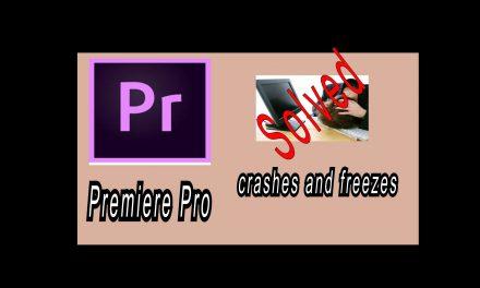 Adobe Premiere crashes voorkomen vanaf versie 14.3 | Hier de oplossing
